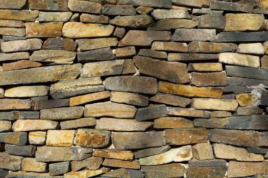 Stone Wall - free stock photo #399012