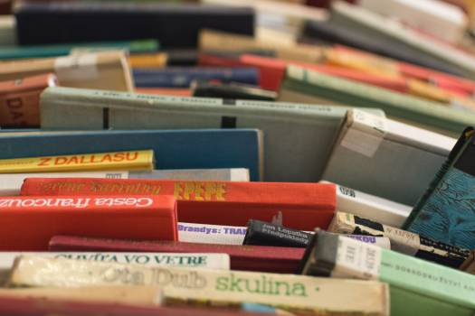 Books - free stock photo Free Photo