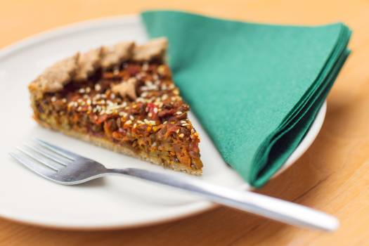 Quiche – Savoury Tart - free stock photo #399053