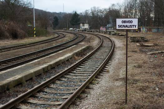 Train Tracks - free stock photo #399083