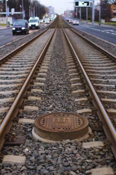 Tramway Tracks - free stock photo #399152