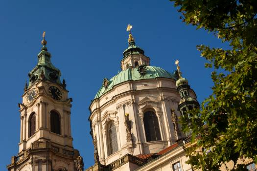 St. Nicholas Church in Prague - free stock photo #399159