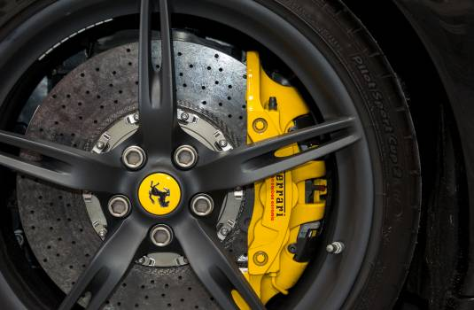Ferrari Tyre - free stock photo #399160
