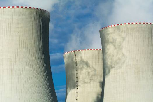 Atomic Power Station - free stock photo #399255