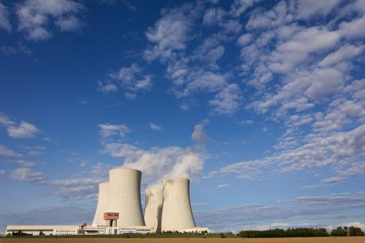 Nuclear Power Plant - free stock photo #399269