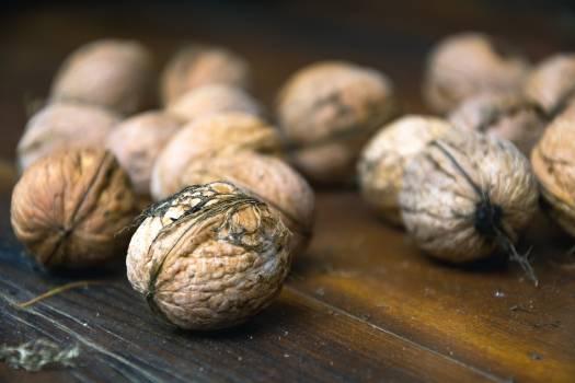 Walnuts - free stock photo #399314