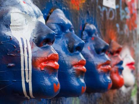 Street Art Sculpture - free stock photo #399362