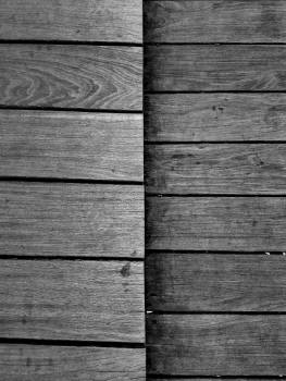 Grey Wooden Surface #39942