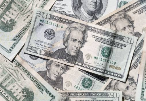 Money American Dollar Background - free stock photo #399433