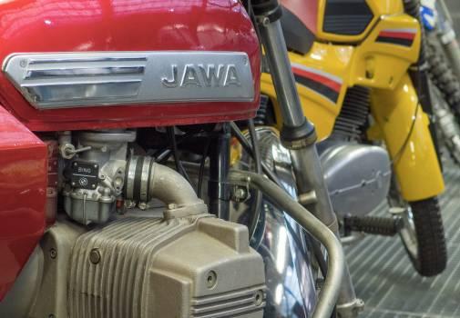 JAWA Motorcycles - free stock photo #399457