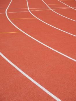 Athletic Track - free stock photo Free Photo