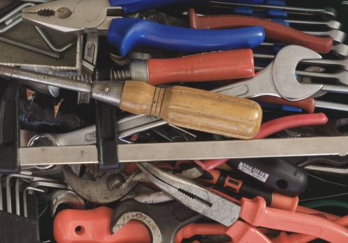 Heap Of Tools - free stock photo #399518