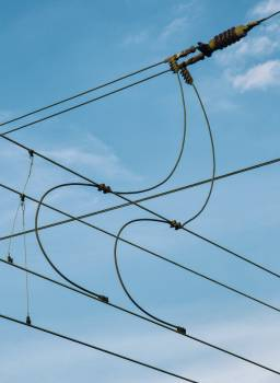 Trolley Wires - free stock photo #399575