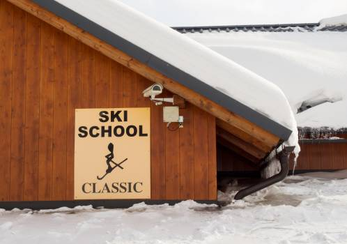 Ski School - free stock photo #399619