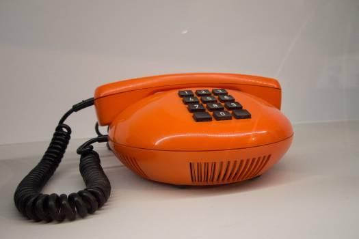Classic Telephone - free stock photo Free Photo