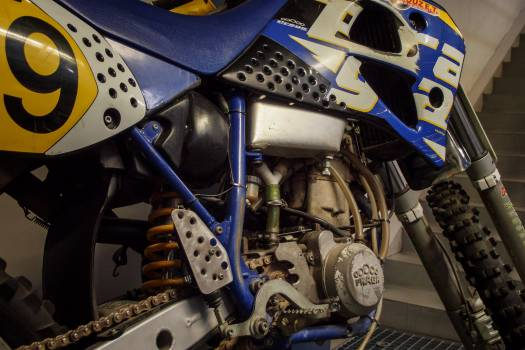 Off Road Motorcycle Close Up - free stock photo #399644