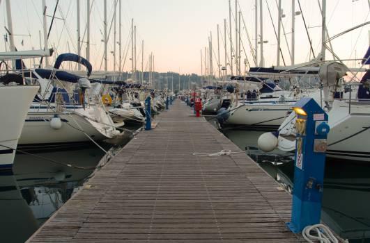 Marina Dock - free stock photo Free Photo