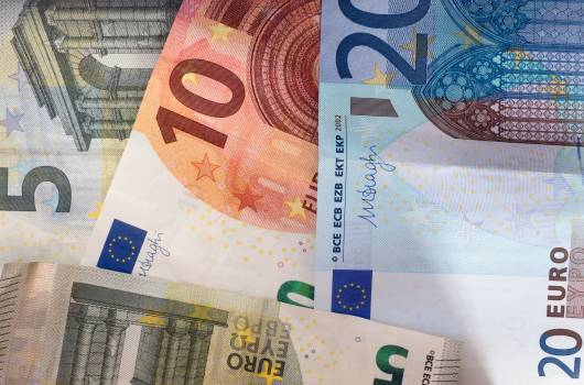 Euro Banknotes Money - free stock photo #399675