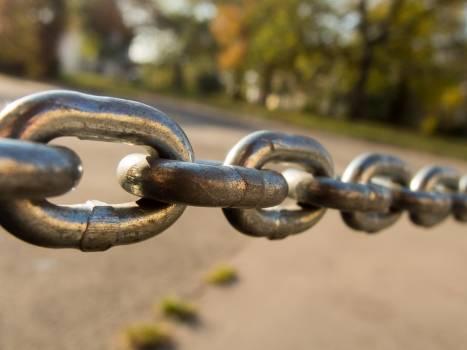Steel Chain - free stock photo #399677