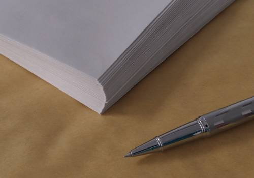 Pen And Envelopes In Office - free stock photo #399780