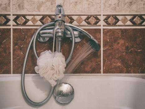 Bathtub Faucet - free stock photo Free Photo