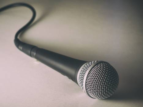Microphone - free stock photo #399841