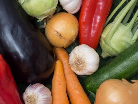 Vegetable Mix – Vegetarian - free stock photo #399869