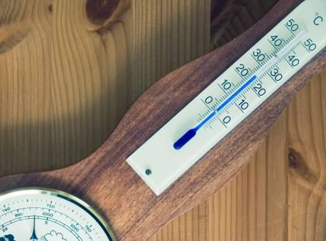 Thermometer - free stock photo Free Photo