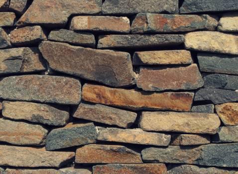 Stone wall - free stock photo #399938