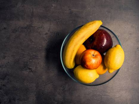 Fruit In Bowl - free stock photo #400113
