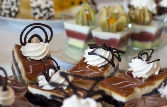 Sweet Chocolate Cakes - free stock photo Free Photo