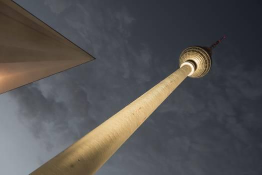 Fernsehturm Berlin - free stock photo #400130