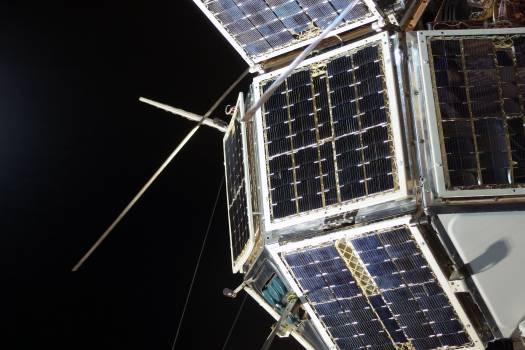 Space Satellite - free stock photo #400160