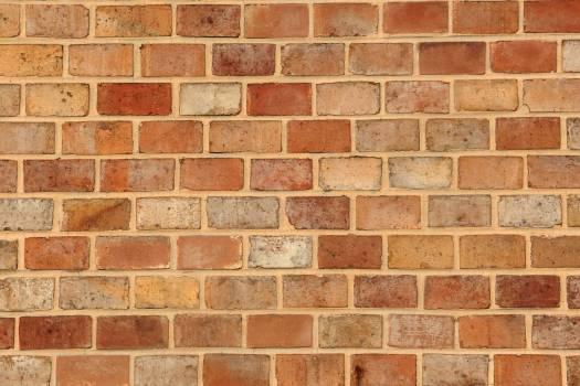 Brick Wall Texture - free stock photo #400176