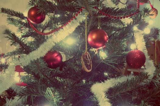 Christmas Baubles - free stock photo #400193
