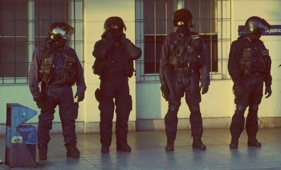 Police Intervention - free stock photo #400271