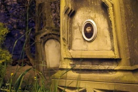 Old Grave Detail - free stock photo Free Photo