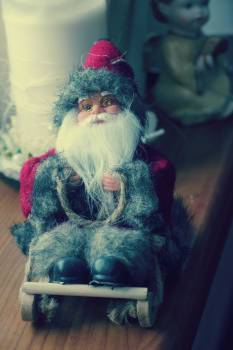 Santa Claus - free stock photo #400321