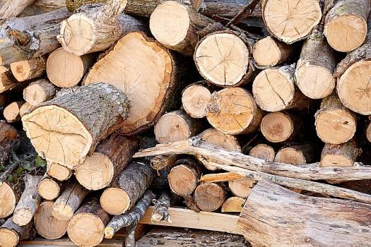 Brown Fire Wood #40033