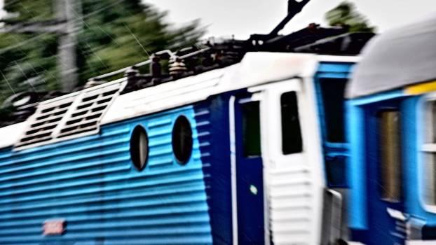 Blue Train - free stock photo #400369
