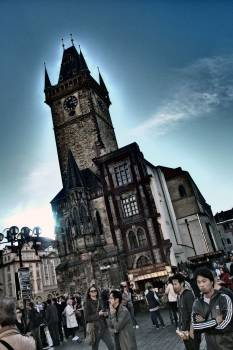 Staromestska Radnice in Prague - free stock photo #400376