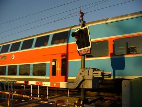 Train and Gates - free stock photo #400474