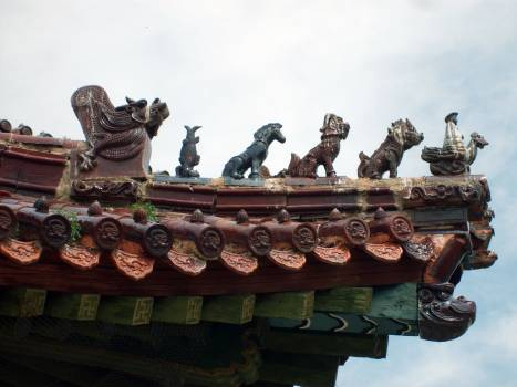 Roof Ornaments - free stock photo #400521