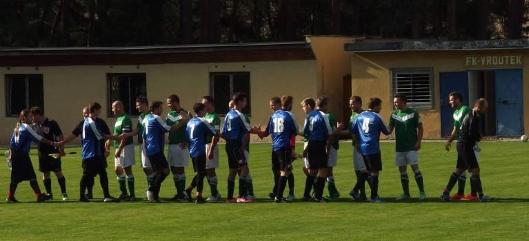 Football Players Shaking Hands - free stock photo Free Photo