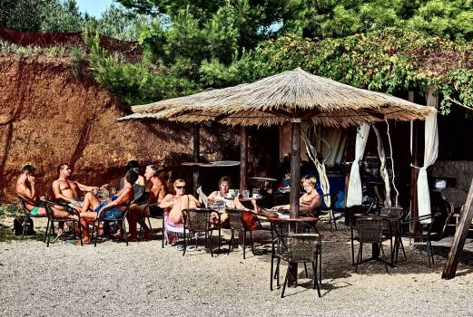 Beach Bar - free stock photo #400688