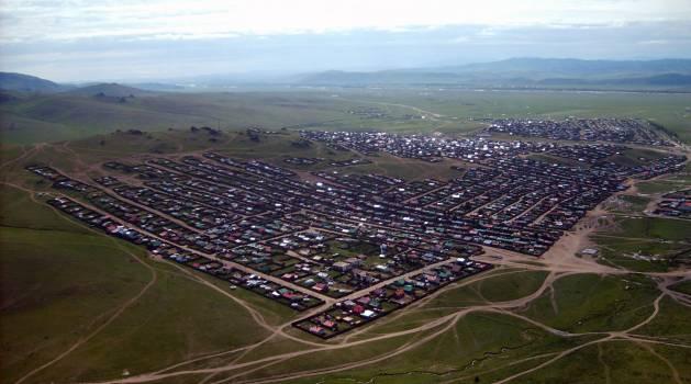 Tsetserleg City in Mongolia - free stock photo #400727