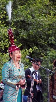 Mongolian Singer - free stock photo #400740