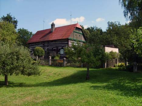 Czech rural architecture - free stock photo #400978
