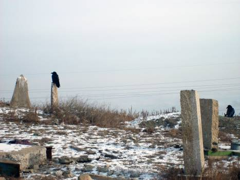 Cemetery in Ulaanbaatar – Mongolia - free stock photo #400983