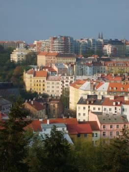 Prague view - free stock photo #401039